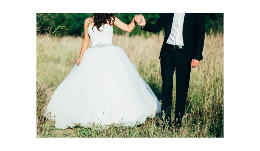llevar zapatillas en una boda