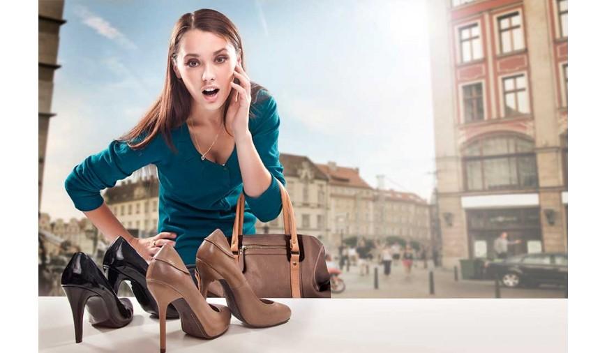 aprender a comprar zapatos