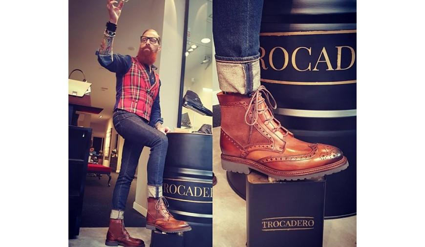 zapatos de hombre para un look informal