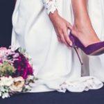 zapatos de novia para 2018