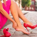 qué hacer cuando los zapatos te hacen daño