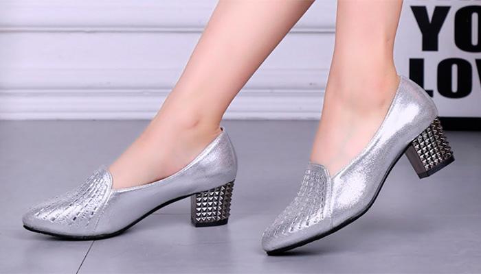 Zapatos cómodos y elegantes