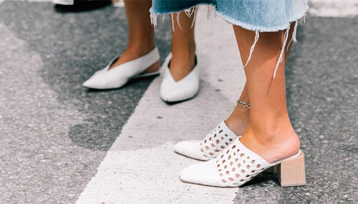 Zapatos primavera-verano 2018