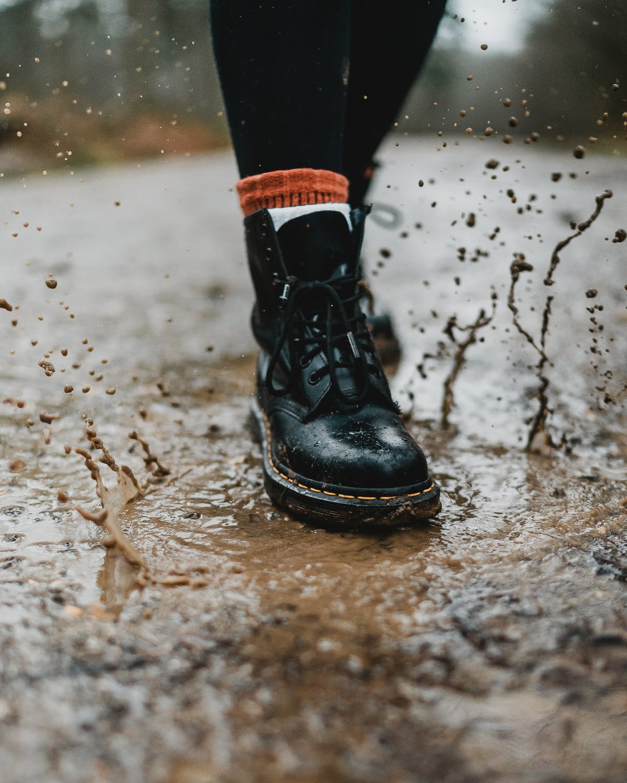 Zapatos en días de lluvia - Trocadero Shoes