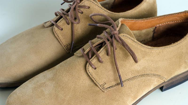 Cuidado zapatos de ante - Trocadero Shoes