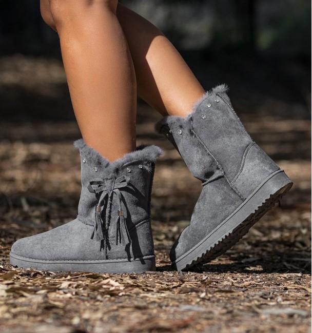 Botines invierno-Trocadero Shoes