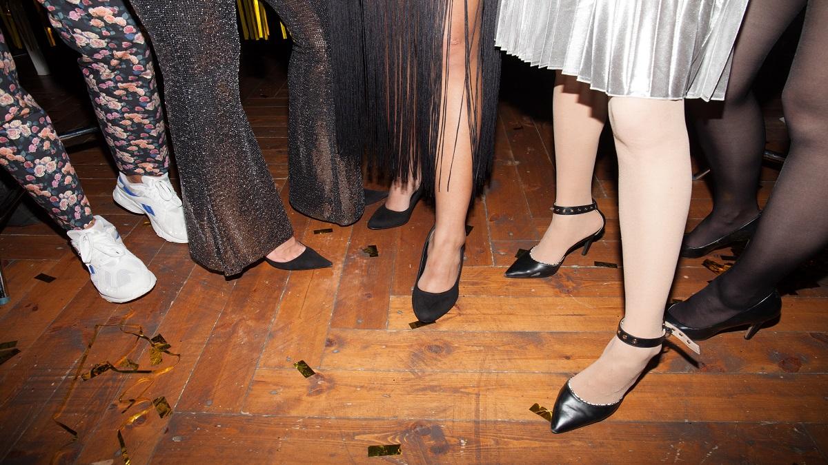 zapatos para aguantar toda la noche - Trocadero Shoes