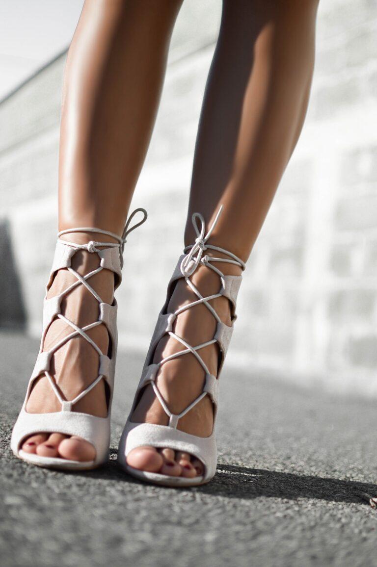 Tipos de sandalia según la ocasión