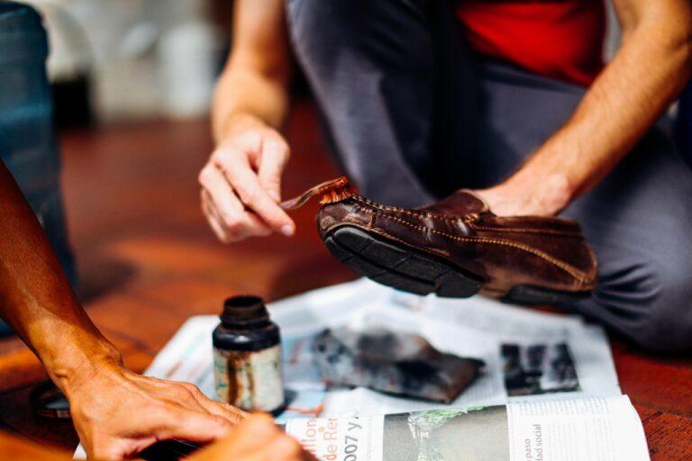 Trucos caseros para limpiar tus zapatos - Trocadero Shoes